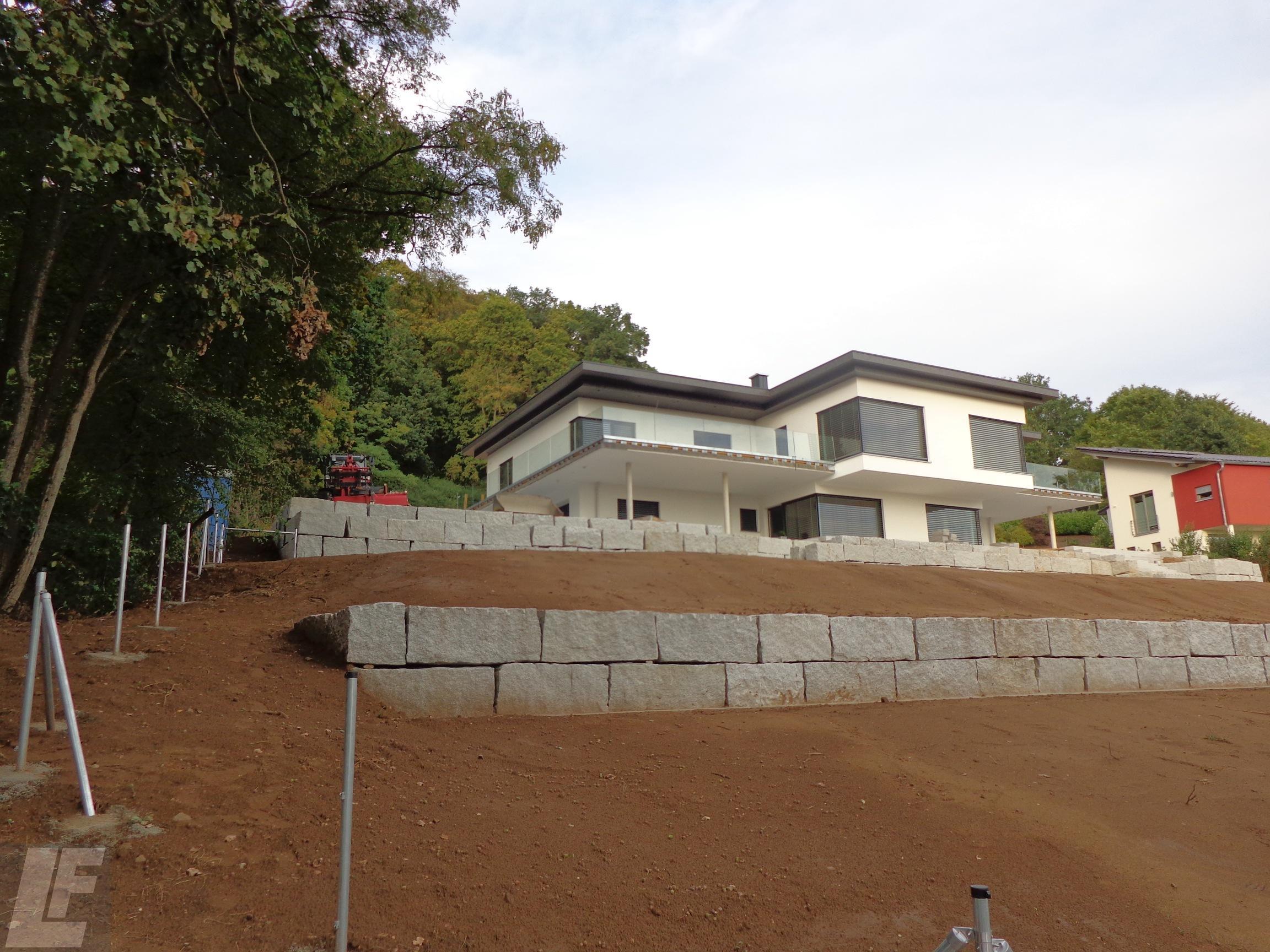 Einfamilienhaus mit flachdach luber freller bau gmbh for Einfamilienhaus mit flachdach